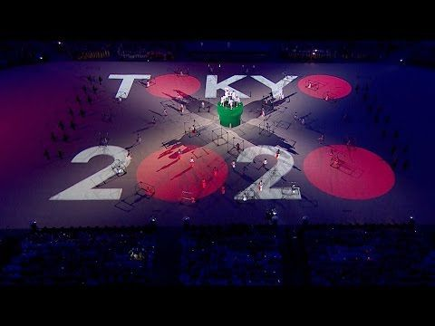 【NHKリオ】2020へ期待高まる!トーキョーショー - YouTube リオ五輪閉会式で披露された2020年の東京大会プレゼンテーションをノーカットでお届け。クリエーティブ スーパーバイザーと音楽監督は椎名林檎さん、総合演出と演舞振付はMIKIKOさん。 青森大学男子新体操部のダイナミックな演技も必見!