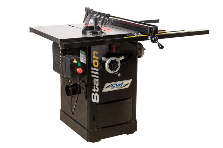 CWI-T1203 When we think of a Stallion words like strength, grace, aggression, unbridled and beauty come to mind. CWI Woodworking Technologies has developed Stallion Sawing Equipment with these attributes as part of its DNA. A Stallion table saw will offer its owner a machine with impressive attributes that will allow him/her to tame any woodworking …