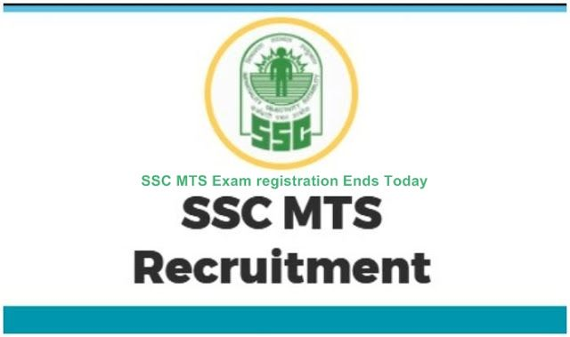 Ssc Mts Exam Registration Ends Today Apply Now The Staff