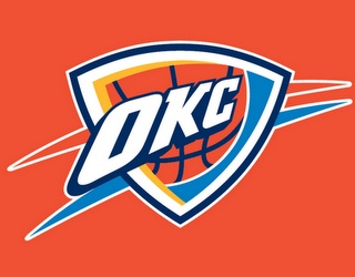 OKC Thunder Coordinate Graph Picture