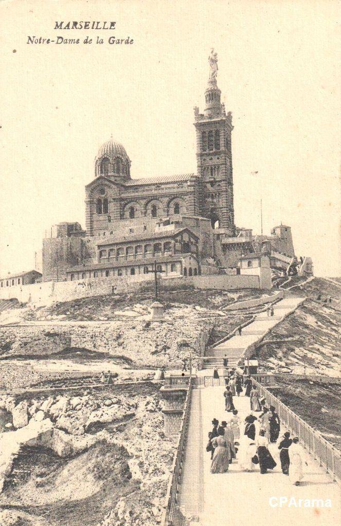 Marseille Notre Dame De La Garde Marseille Page 2 Cartes