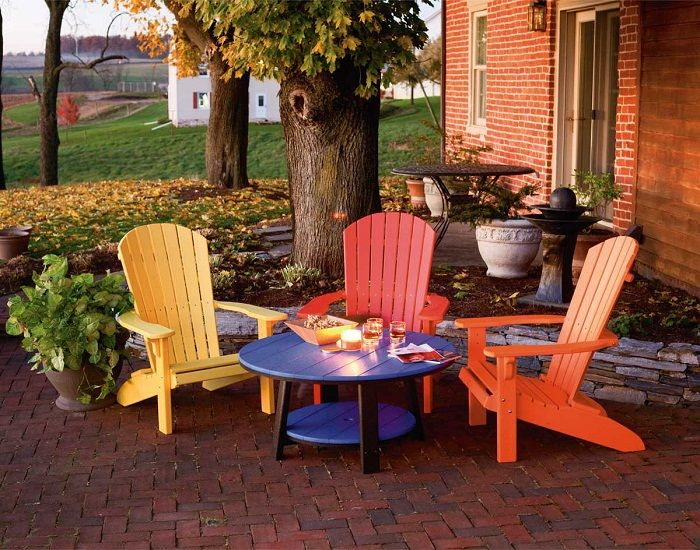 Awesome Outside Polywood Adirondack Chairs ~ http://lanewstalk.com/the-rustic-adirondack-chair/