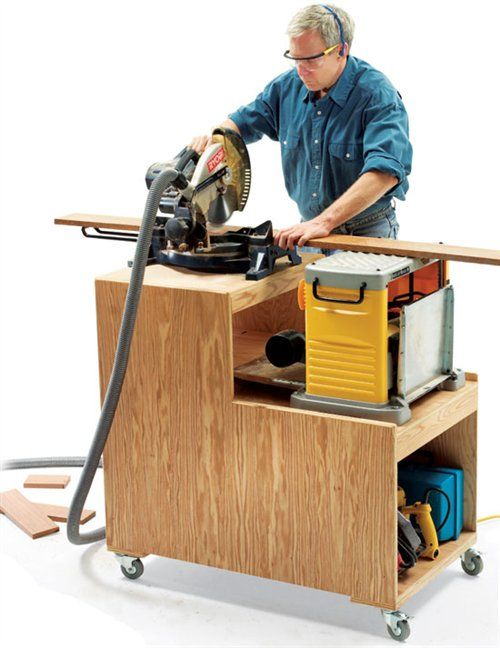 17 Best Planer Stand Images On Pinterest Hobbies Wood Shops And Woodworking Projects
