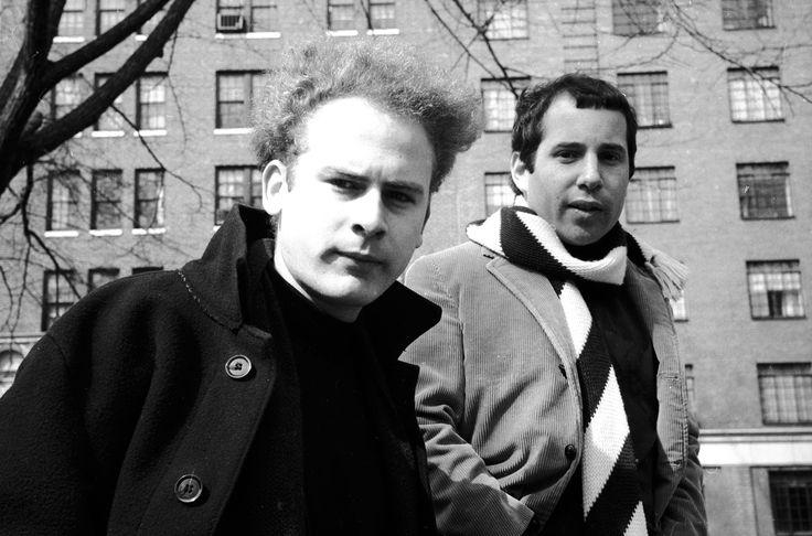 Simon and Garfunkel - varied styles