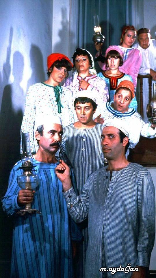 Şabanoğlu Şaban, 1977 (Kemal Sunal, Şener Şen, Halit Akçatepe, Sıtkı Akçatepe, Şevket Altuğ, Adile Naşit, Ayşen Gruda)