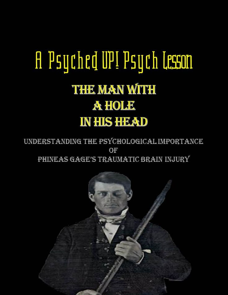 Why was Phineas Gage's incredible injury so important to understanding the brain? When an iron rod blasted completely through Gage's skull in the mid 19th century, you would think he would be a goner. Think again! Gage lived to not only tell his story, but be studied by researchers and psychologists interested in the functioning of his unique brain. With this lesson, students will come to understand the importance of Gage's injury to psychology and our knowledge of the brain.