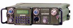 AN/PRC-150(C) HF/VHF Manpack Radio.  Photo:  Harris Corporation