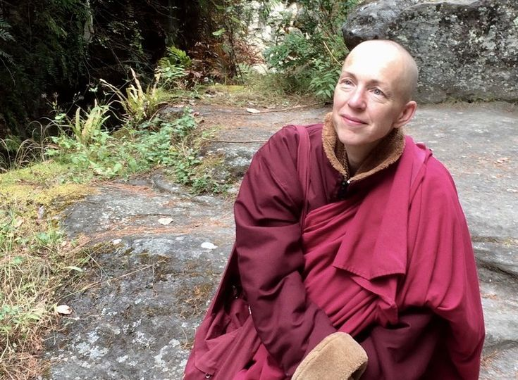 A Banker-Turned-Buddhist Nun Reveals Her Key to Happiness ...