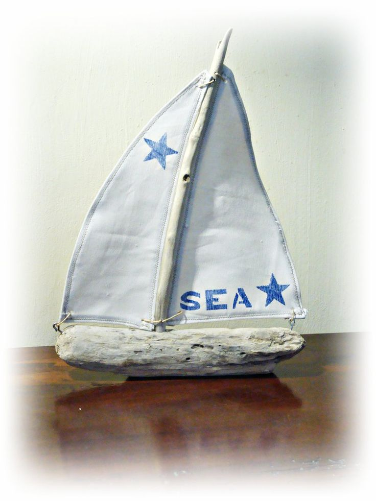 LE BATEAU GRAND con legni di mare, by Tendance Nature, 28,00 € su misshobby.com