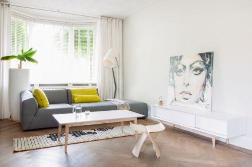 17 beste idee n over retro salontafels op pinterest retro tafel en 50er jaren meubilair - Sofa smeedijzeren ...