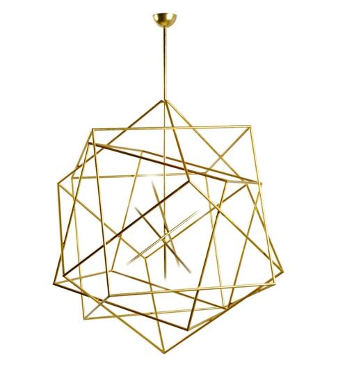 Geometric Light Fixture Disenos De Unas Iluminacion Lamparas