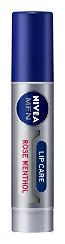Nivea for Men Lip Rose Menthol 35g *** For more information, visit image link.