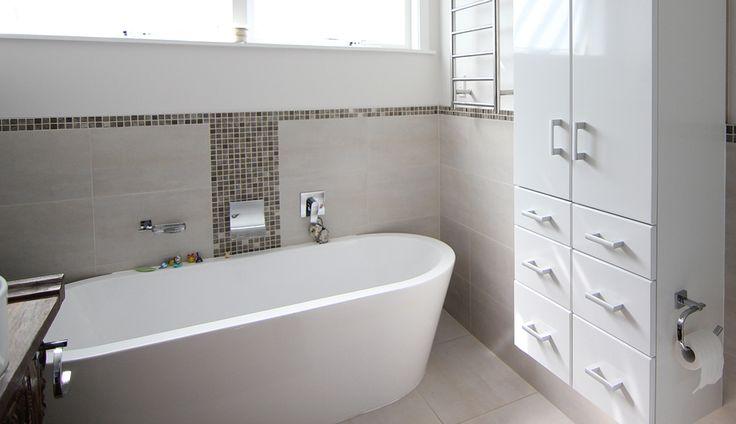 Merani Street Renovation After Photo Free Standing Bath