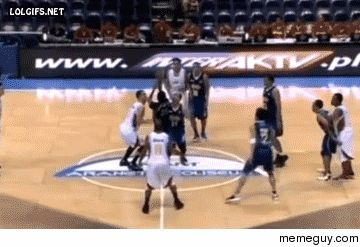 Funny basketball meme-ha! usually It's made for the other team...sometime I want that to happen for me! XD