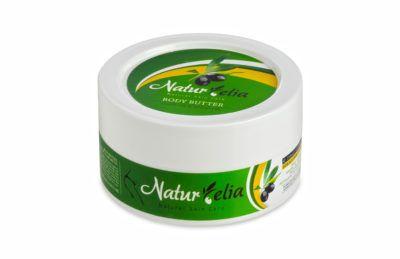 Lichaamsboter met olijfolie en arganolie 200ml. body butter met arganolie