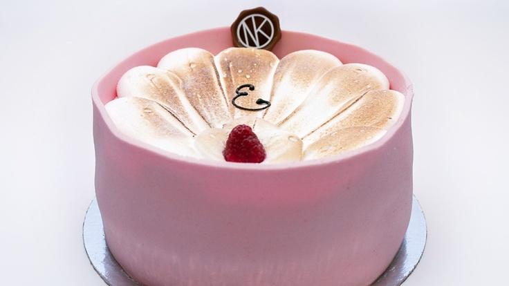 Estelles härliga tårta från NK Bageriet. http://stockholm.godsmak.se/nk-bageriet/cafe