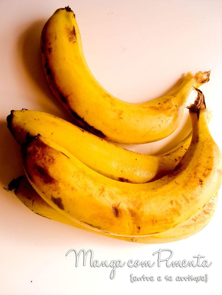 Yes, nós temos Banana!! Como fazer banana empanada e frita…