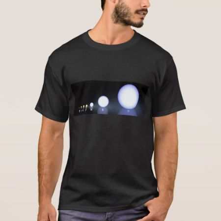 Star Classification & Hertzsprung-Russell Diagram T-Shirt - tap, personalize, buy right now!