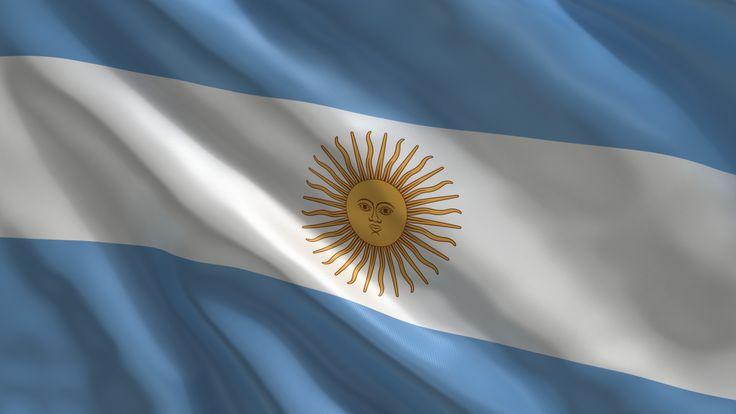 Argentina, bandera, flag