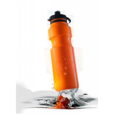 The Rapture 750ml Premium Sports Drink Bottle is made from food grade LDPE. The bottle features a clearview strip with measurements to accurately mix your fluids. Lightweight, soft squeeze bottle makes re-hydrating quick and easy. Designed, tested and made in Australia. BPA free Polyethylene material utilised for safe drinking. Large 46mm wide opening for easy access and insertion of ice cubes. Includes one (1) Colour Print and set up.