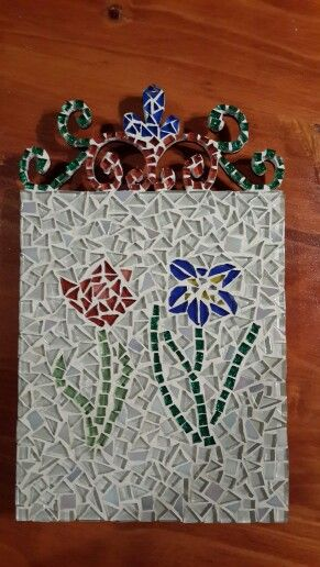 Mosaic Pot holder