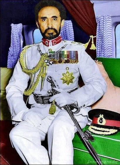 Haile Selassie I - Africa's last Emperor
