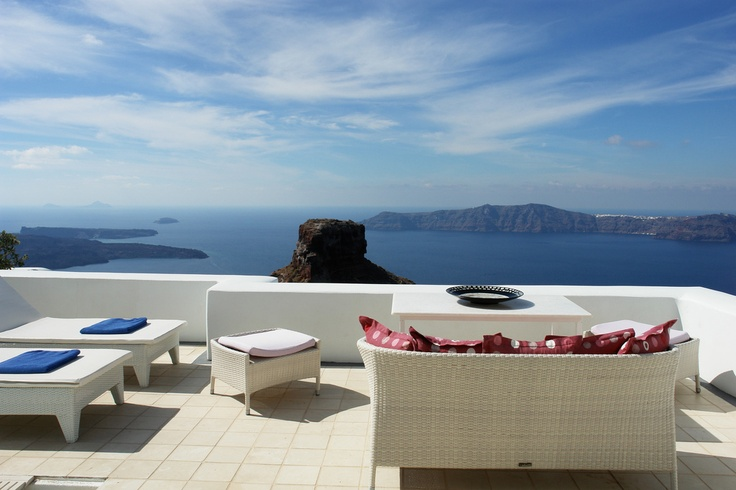 Astra Suites Santorini  Pool Suite