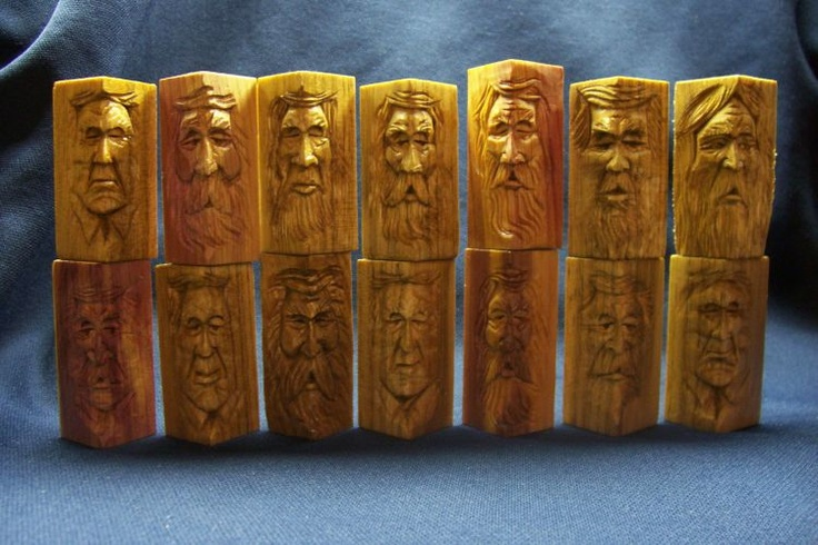 Best images about spool carvings on pinterest wood