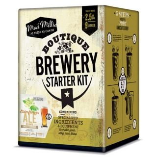 MAD MILLIE'S BOUTIQUE BREWERY ELDERFLOWER ALE KIT