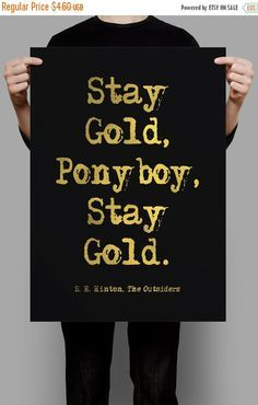 Image result for stay golden ponyboy quote