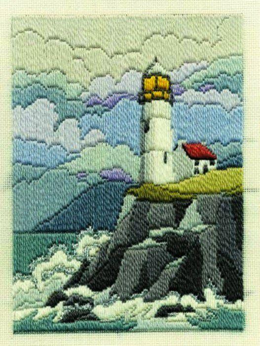Gallery.ru / Фото #48 - Вышивка и схемы в технике long stitch. - Los-ku-tik