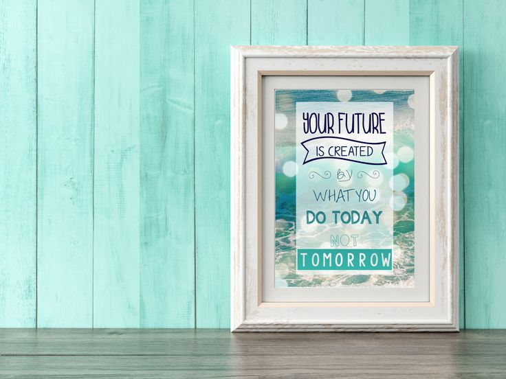 xX Future Quote Xx Inspirational quote by Lynicki on Etsy
