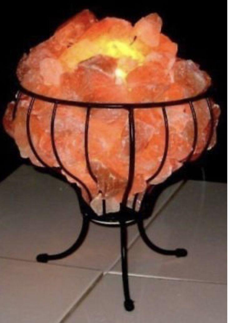Himalayan Salt Lamp Basket 36 00 Himalayan Salt Lamp Basket Himalayan Rock Salt Lamp Salt Lamp