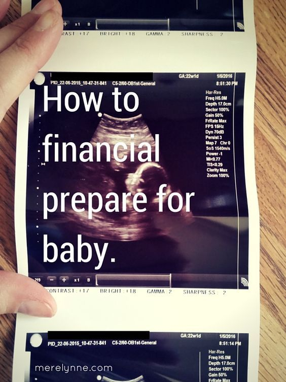 Financially Preparing For Baby so we don't go broke! @meredithrines