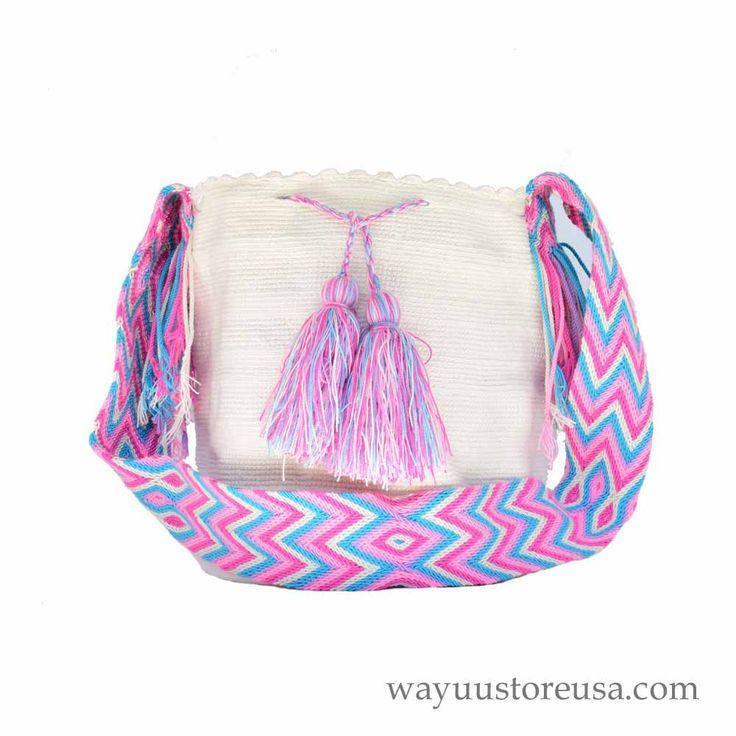 Check out the deal on Authentic Wayuu Mochila Bag - 319 at wayuustoreusa.com