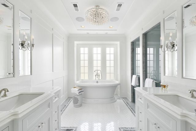 Bewitching bathrooms | Check out some of our favorites.