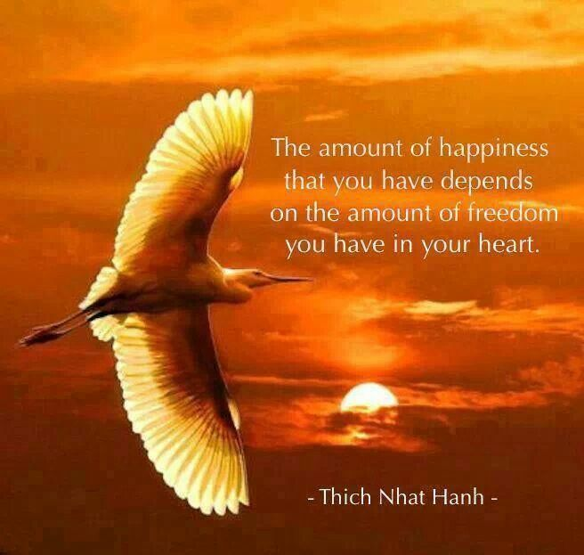 When you are Free of the Mind, your Heart Becomes Free and Happiness is your Constant State. <3 -Mary Long-