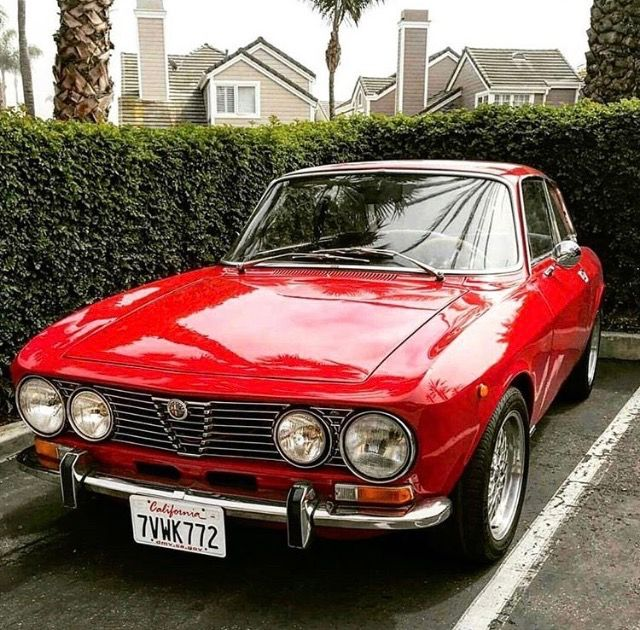 Alfa Romeo 1750 Berlinetta Alfa Romeo Automobili T Alfa
