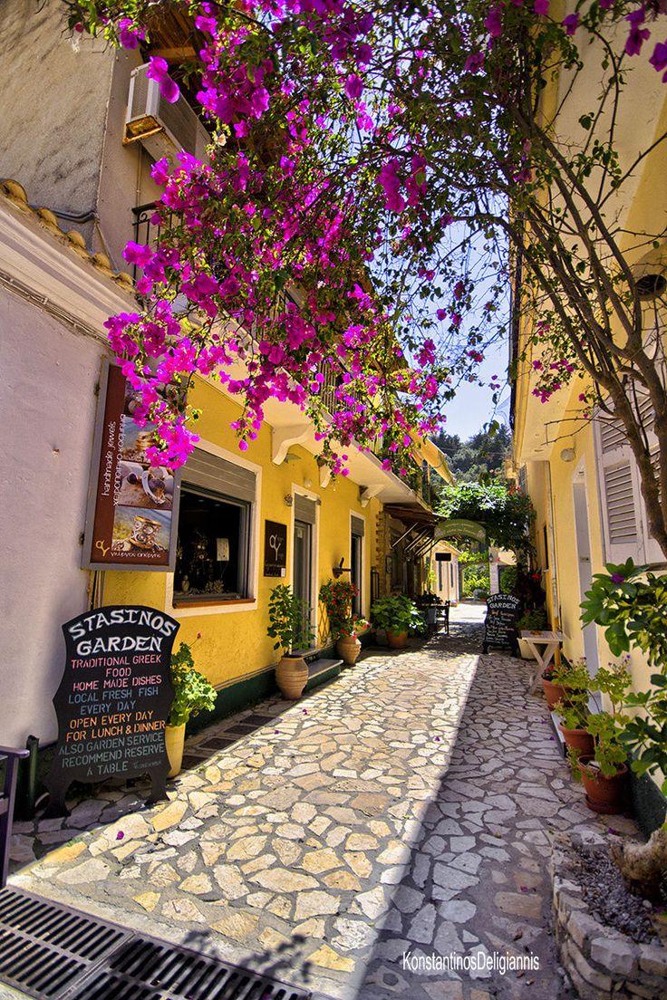 Paxos Island, Corfu, Greece