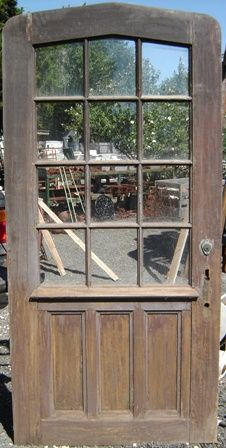 17 best images about doors on pinterest recycling solid for Front doors that let in light