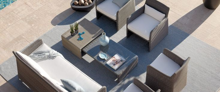 Swing Range Perfect for a compact Patio or small pool area