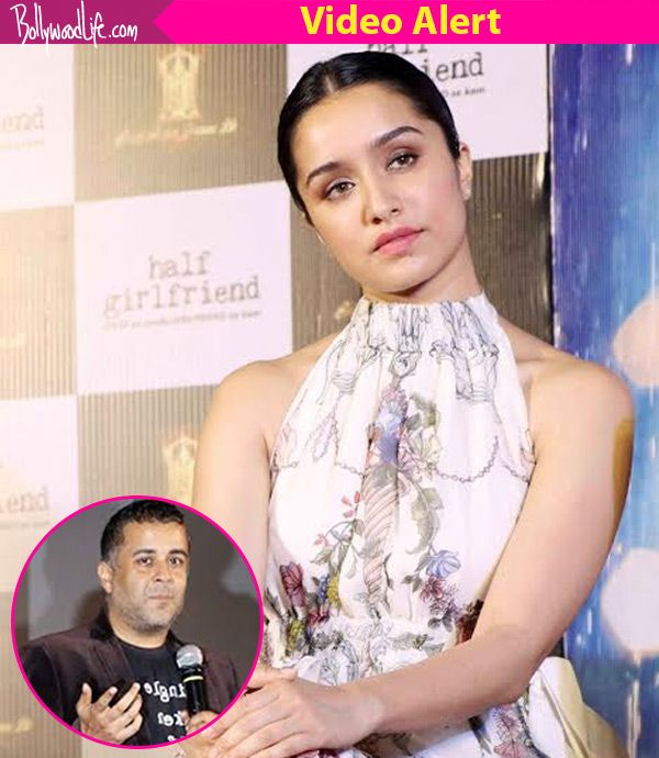 Oops! Chetan Bhagat makes Shraddha Kapoor AWKWARD about her link up rumours – watch video #FansnStars