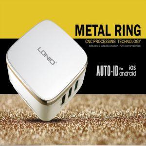 Yüksek kaliteli Orijinal Ldnio USB Seyahat Şarj Adaptörü 6 Port