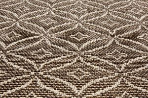 Robust Taupe Organics (3 X 4m): Airloom's Robust Collection is all about texture…