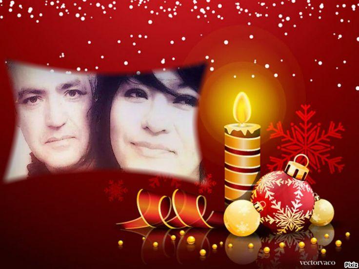 Resultado del montaje fotografico : Fotomontaje Navidad 2015 - Pixiz