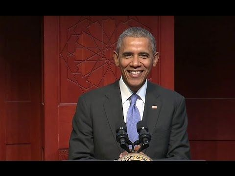 President Barack Obama References History of Mormon Persecution in Speech to Islamic Society of Baltimore | LDS Daily