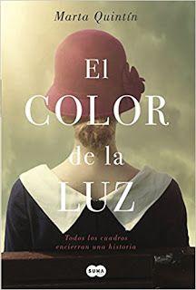 Mi rincón de reseñas: El color de la luz de Marta Quintín