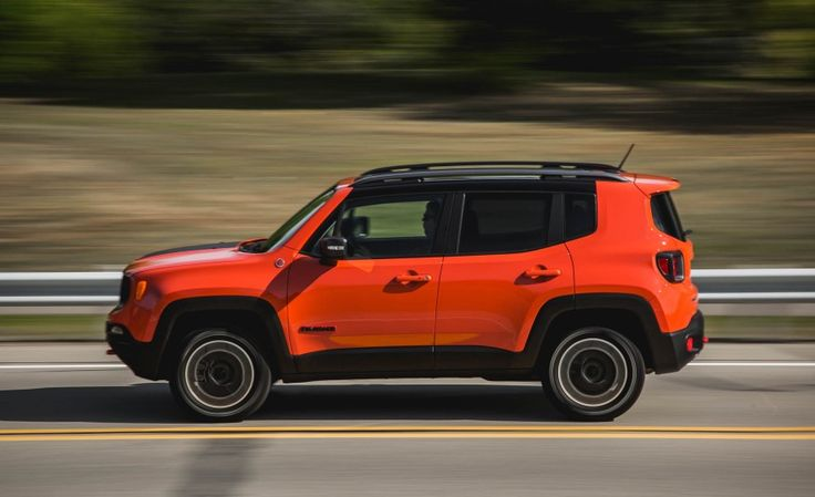 View 2015 Jeep Renegade Trailhawk Photos from Car and Driver. Find high-resolution car images in our photo-gallery archive.