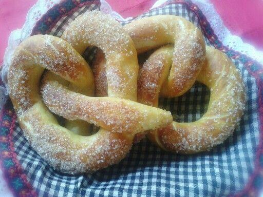 Sugar Soft Pretzels | Recipes | Pinterest | Cinnamon, Soft pretzels ...
