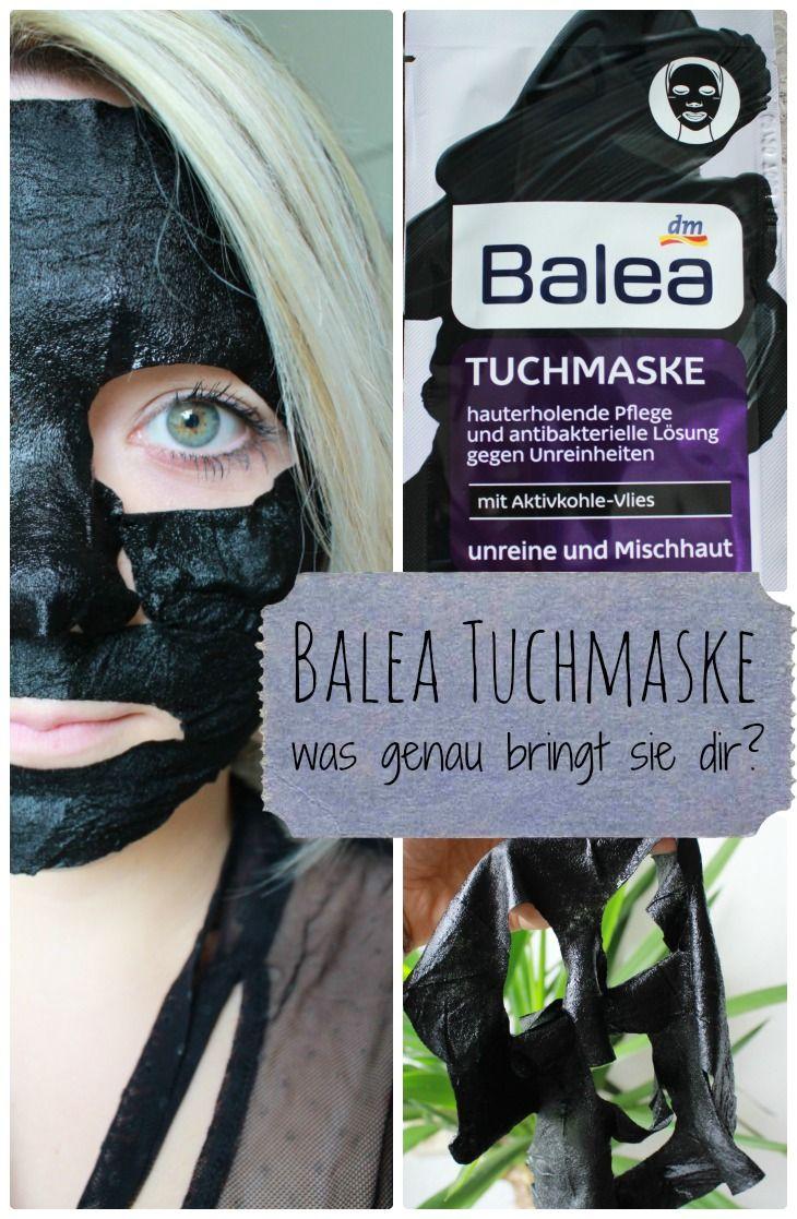 Die Balea Tuchmaske mit Aktivkohle-Vlies ist endlich in deinem dm-drogeriemarkt erhältlich. Natürlich habe ich direkt eine zum testen mitgenommen, um sie für dich zu reviewen. Was bringt die Tuchmaske, was verbirgt sich dahinter und vorallem: Wie ist mein Fazit zu diesem Produkt von Balea? Das erfährst du heute in meinem neuen Post! www.inlovewithcosmetics.de